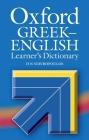Oxford Greek-English Learner's Dictionary Cover Image