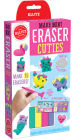 Make Mini Eraser Cuties Cover Image