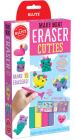 Make Mini Eraser Cuties Cover Image
