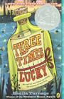 Three Times Lucky Cover Image