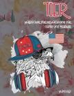 Malbücher für Erwachsene für Stifte und Marker - Mandala - Tier Cover Image