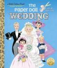 The Paper Doll Wedding (Little Golden Book) Cover Image
