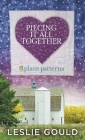Piecing It All Together: Plain Patterns Cover Image