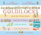 The Goldilocks Variations: A Pop-up Book Cover Image