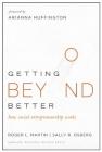 Getting Beyond Better: How Social Entrepreneurship Works Cover Image