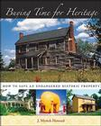 Buying Time for Heritage: How to Save an Endangered Historic Property Cover Image
