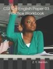 CSEC English Paper 03 Practice Workbook Cover Image