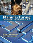 Manufacturing Engineering and Technology Cover Image
