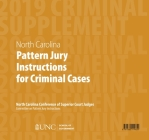June 2019 Supplement to North Carolina Pattern Jury Instructions for Criminal Cases Cover Image
