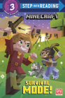 Survival Mode! (Minecraft) (Step into Reading) Cover Image