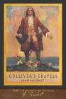 Gulliver's Travels (300th Anniversary Edition): Illustrated by Louis Rhead Cover Image