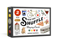 New York Shuffle Playing Cards: Two Standard Decks Cover Image