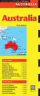 Australia Travel Map Sixth Edition Cover Image