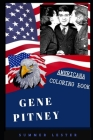 Gene Pitney Americana Coloring Book: Patriotic and a Great Stress Relief Adult Coloring Book Cover Image