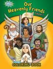 Coloring Book: Our Heavenly Friends V1 Cover Image