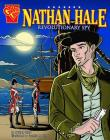 Nathan Hale: Revolutionary Spy (Graphic Library: Graphic Biographies) Cover Image