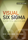 Visual Six SIGMA: Making Data Analysis Lean (Wiley and SAS Business) Cover Image