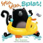 Splish, Splash, Splat! (Splat the Cat) Cover Image