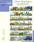 Claire Winteringham: Numbers 300-Piece Jigsaw Puzzle Cover Image
