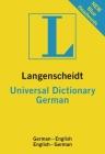 Langenscheidt Universal Dictionary: German Cover Image