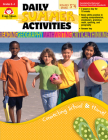 Daily Summer ACT Moving 3rd to 4th Grade (Daily Summer Activities) Cover Image