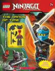 The Activity Book with Minifigure (LEGO Ninjago) Cover Image