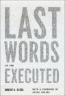 Last Words of the Executed Cover Image