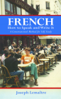 French: How to Speak and Write It: A Conversational Method for Self-Study (Dover Language Guides French) Cover Image