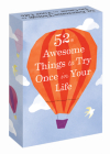 52 Awesome Things to Try Once in Your Life Cover Image