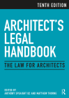 Architect's Legal Handbook: The Law for Architects Cover Image