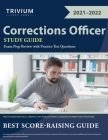 Corrections Officer Study Guide: Exam Prep Review with Practice Test Questions Cover Image