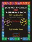 Sanskrit Grammar and Reference Book Cover Image