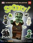Ultimate Sticker Collection: LEGO Spooky!: More Than 1,000 Reusable Full-Color Stickers Cover Image