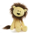Toothpick Lion, 16 Cover Image