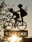 Welcome!: Soft Cover Sign-In Guest Book for Vacation Resorts, AirBnBs, VRBOs, Beach Homes, Cabins/Lake Homes, and Bed-and-Breakf Cover Image