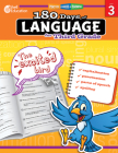 180 Days of Language for Third Grade (180 Days of Practice) Cover Image