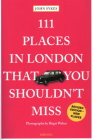 111 Places in London That You Shouldn't Miss Cover Image