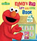 Elmo's Big Lift-and-Look Book (Sesame Street) Cover Image