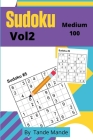 Sudoku Medium: Vol 2 Cover Image