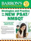 Barron's Strategies and Practice for the NEW PSAT/NMSQT Cover Image