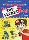 The Top Secret Toys (Vincent Shadow #2) Cover Image
