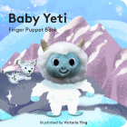 Baby Yeti: Finger Puppet Book Cover Image