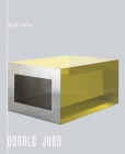 Donald Judd Cover Image