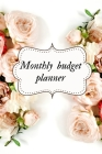 Monthly Budget Planner: finance monthly & weekly budget planner 6x9 inch with 122 pages Cover Matte Cover Image
