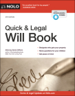 Quick & Legal Will Book Cover Image