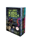 The Last Kids on Earth: Next Level Monster Box (books 4-6) Cover Image