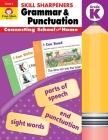Skill Sharpeners Grammar and Punctuation, Grade K Cover Image