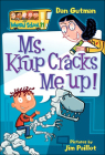 Ms. Krup Cracks Me Up! (My Weird School #21) Cover Image