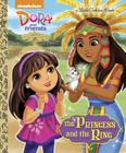 The Princess and the Ring (Dora and Friends) Cover Image