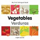My First Bilingual Book–Vegetables (English–Spanish) Cover Image